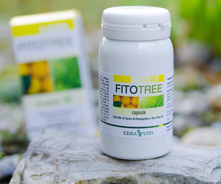 Fitotree kapszula ar, FitoTree parazita és gombaölő kapszula 60 db
