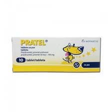 Cestal Plus féreghajtó tabletta kutyáknak 10x