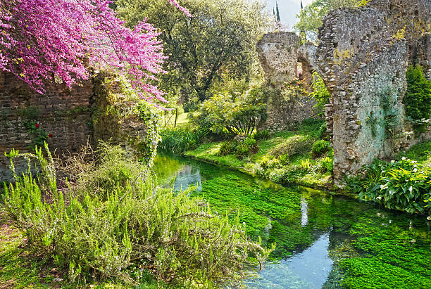 giardini ninfa latina
