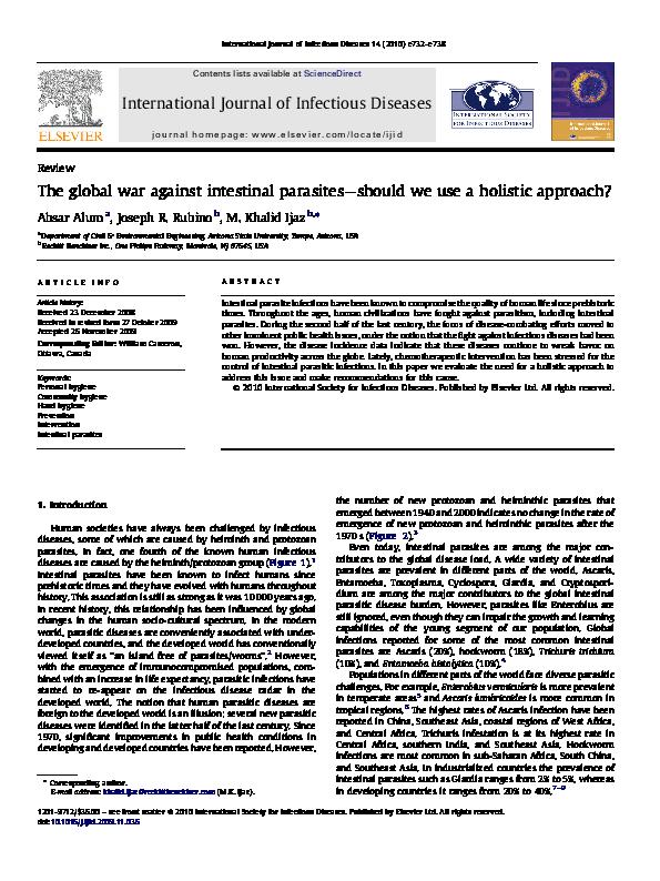enterobiosis radar