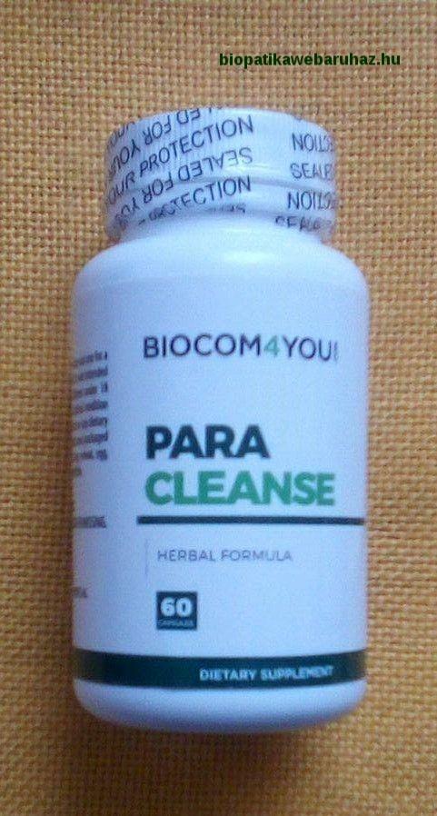 Paraziták kezelésére egy tablettával
