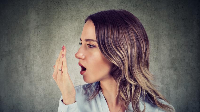 rossz lehelet az orr kezelésétől