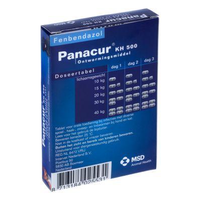 panacur giardia bijwerkingen