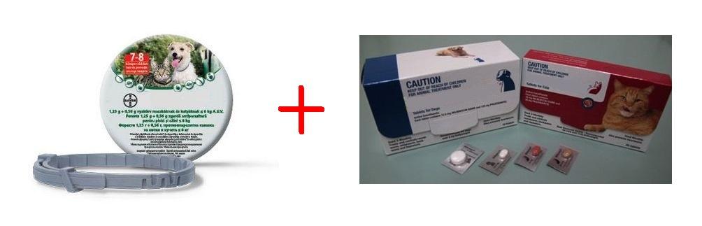 Milprazon tabletta kutyáknak 2x - Equus webbolt