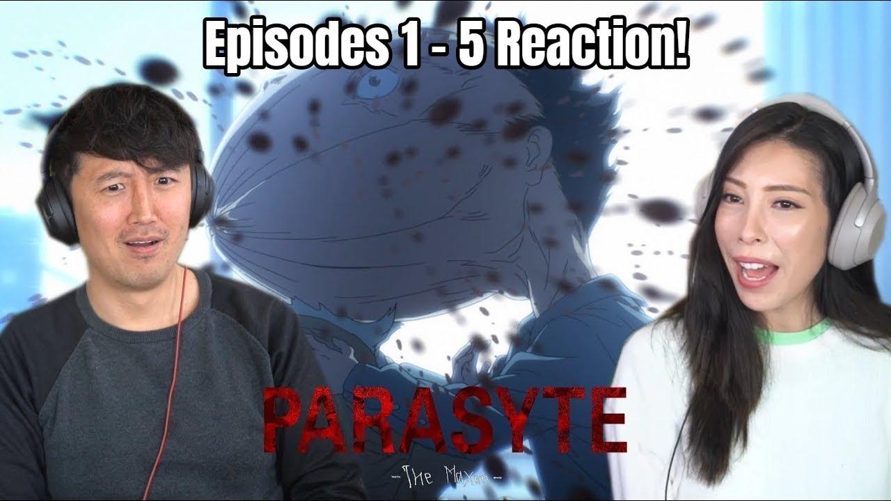 anime parazita 1. évad, 14. epizód
