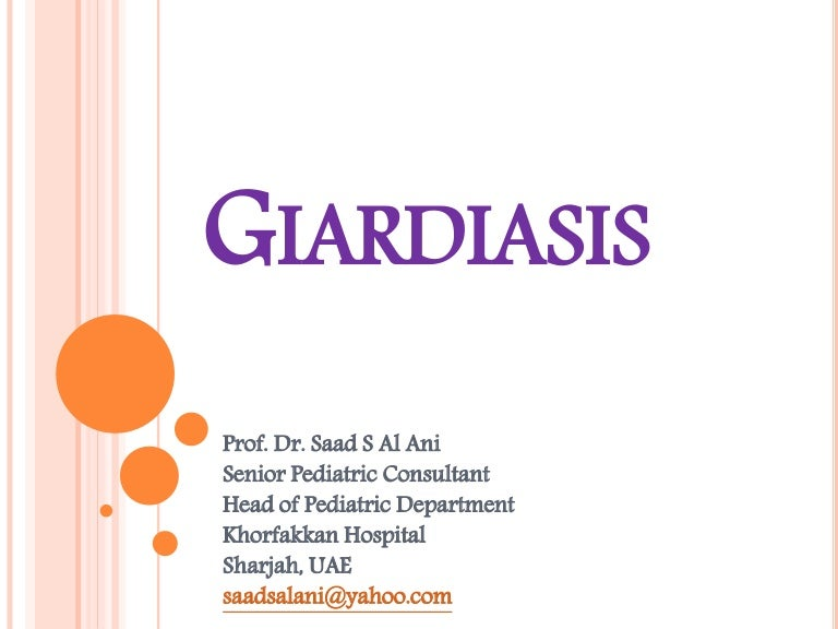 Giardia exposure in pregnancy - andrea-design.hu