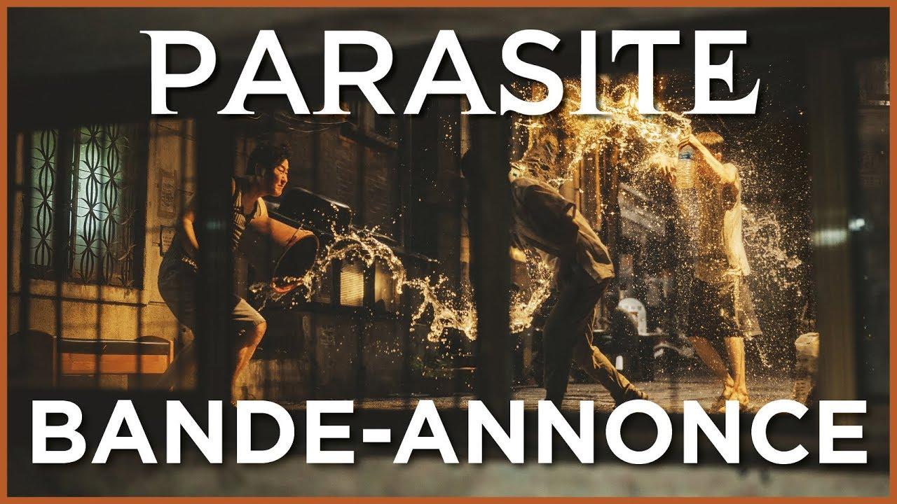 Les paraziták bande annonce vf