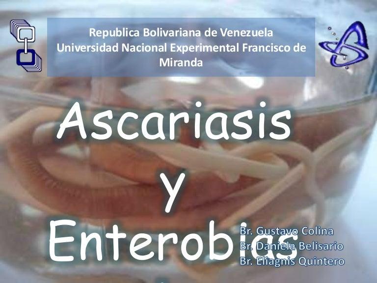 enterobiasis ascariasis hookworm fertőzés noncatorosis)